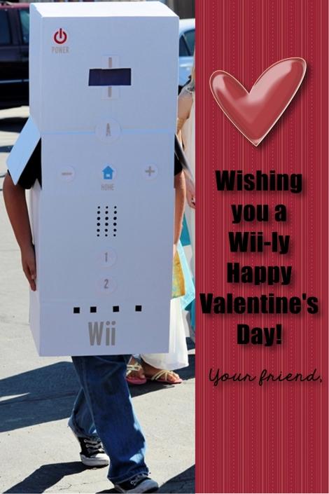 Blank Wii